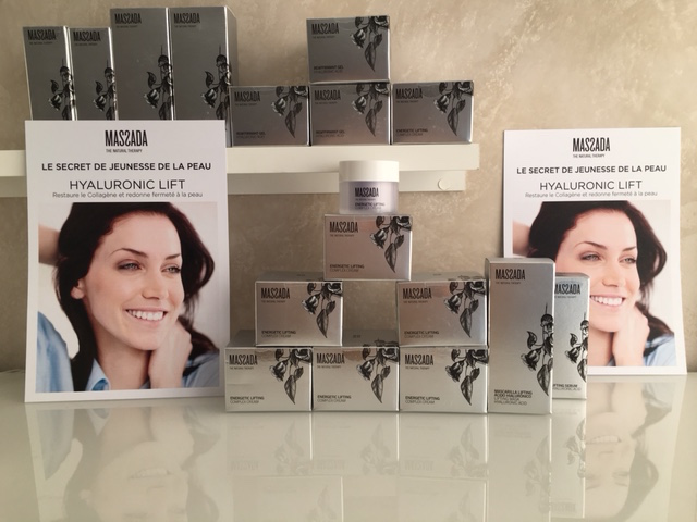 Crème hyaluronic lift